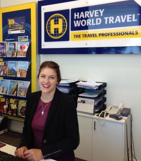 Harvey World Travel Botany