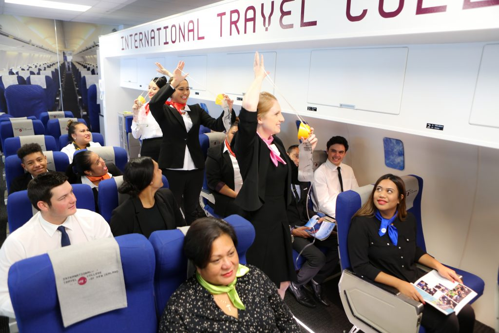International Travel College receives perfect EER rating