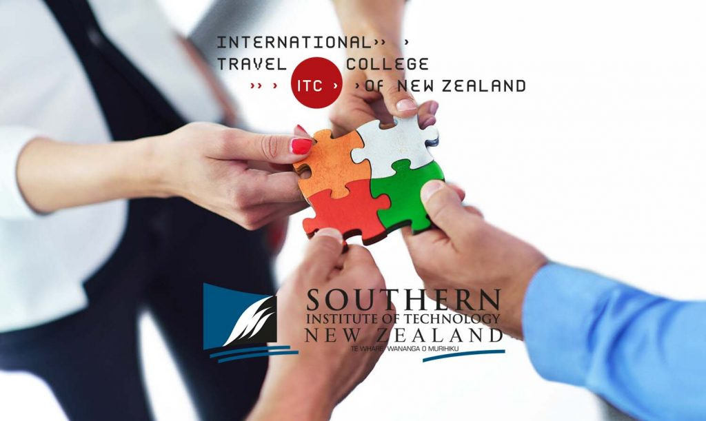The International Travel College of New Zealand and the Southern Institute of Technology have joined forces to offer students an exciting new tourism qualification.