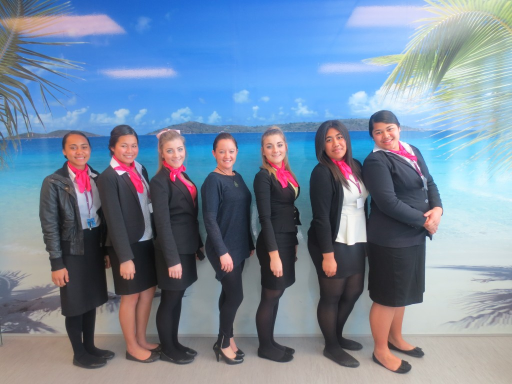 Come to ITC's Flight Attendant Recruitment Workshop on Saturday 28 March to learn more about this exciting career choice
