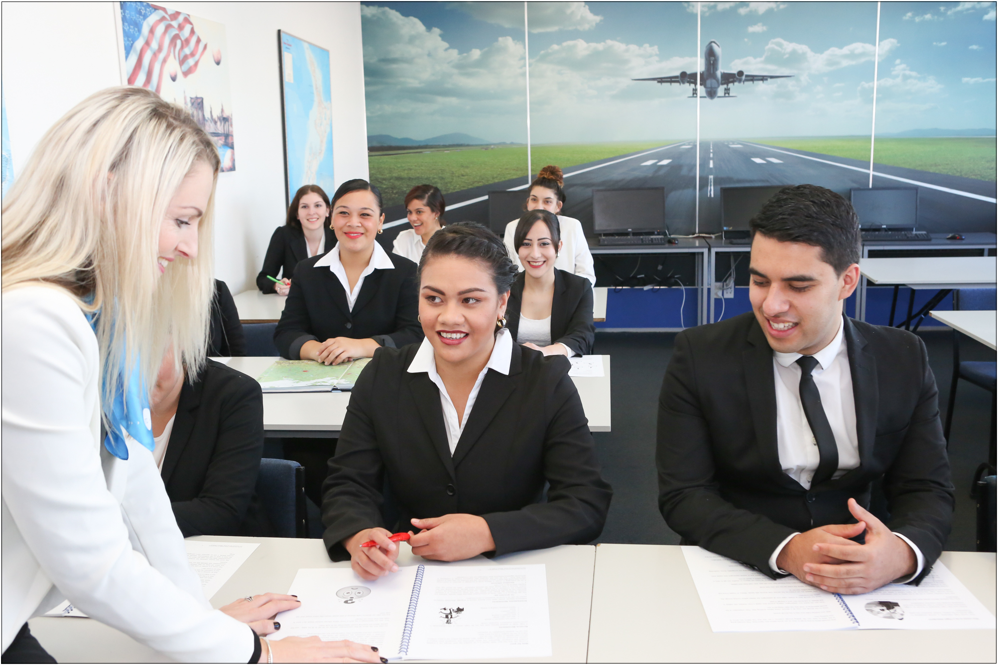 ITC | Diploma in International Tourism and Travel Management Level 5