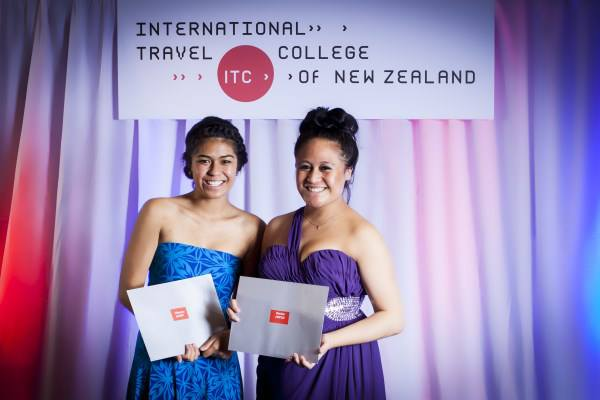 The ITC Graduation 2013 was held at the Langham Hotel