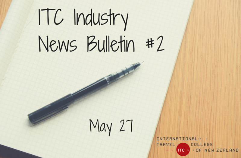 In this week's Industry News Bulletin we cover the Government's proposed travel levy, increased arrival numbers and Tourism New Zealand's off-season marketing campaign, plus more of the latest airline, travel and tourism news