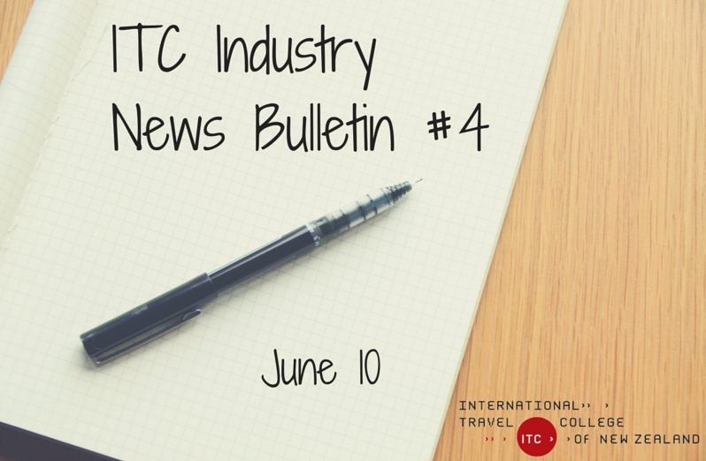 In this week's industry news another air deal looks to improve flights to and from New Zealand and local businesses do incredibly well in the TripAdvisor Awards