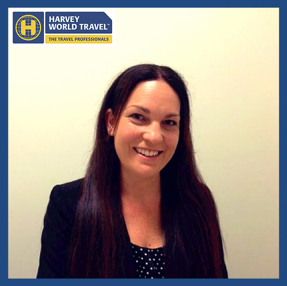Michelle is the Manager of Harvey World Travel Botany