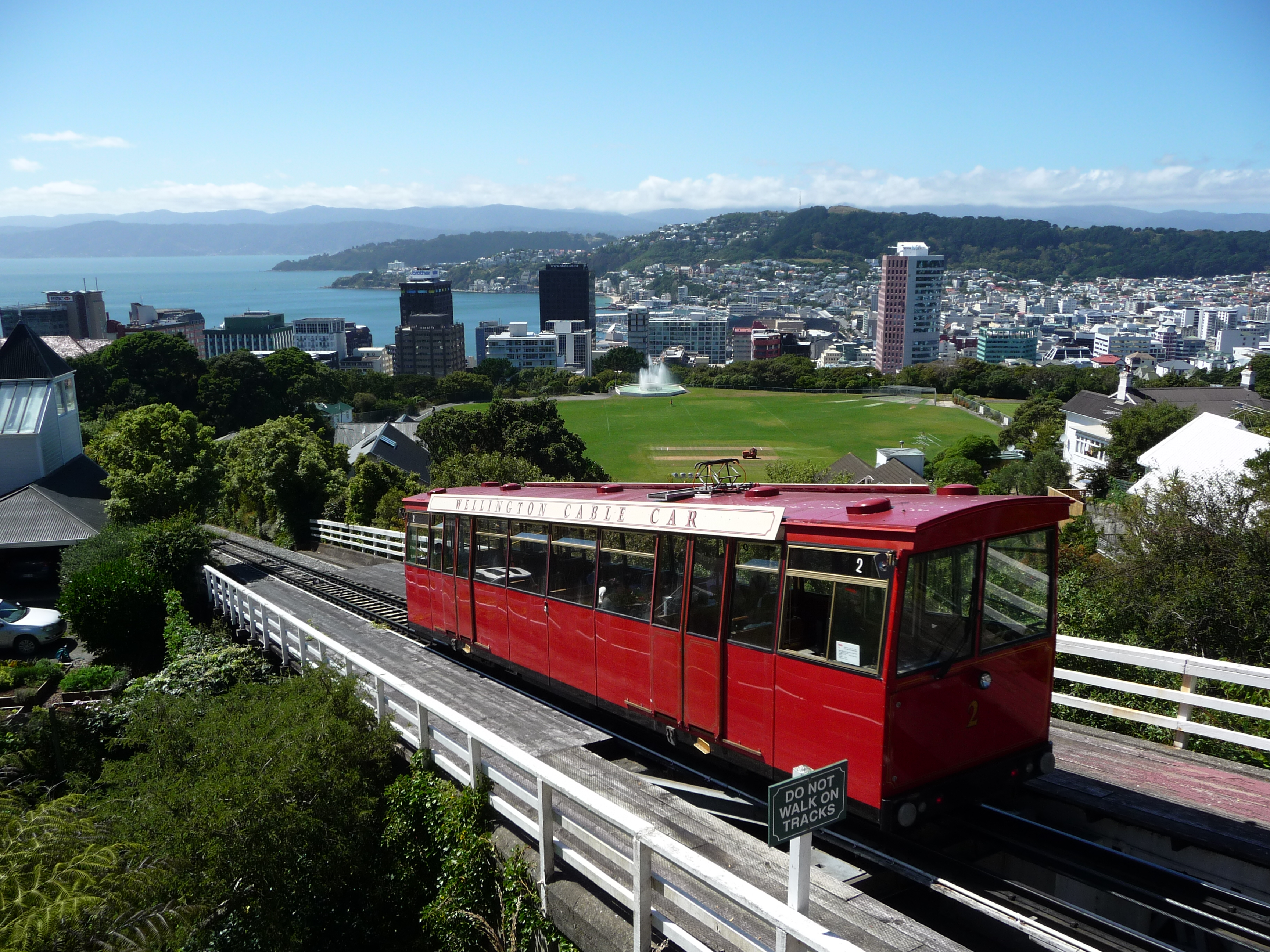 Wellingto Cable Car