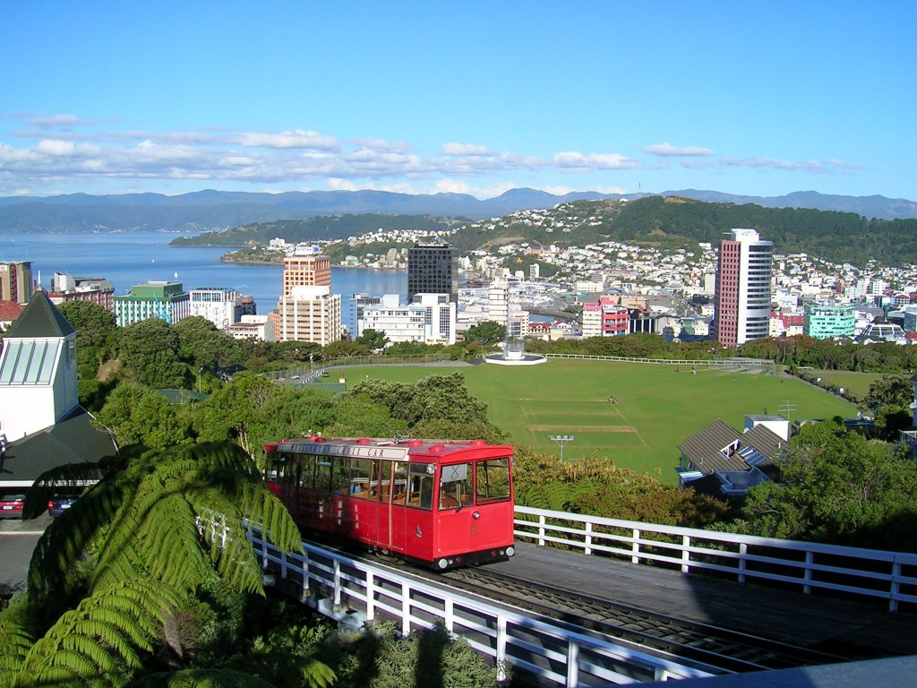 Wellington_NZ-cablecar-topview