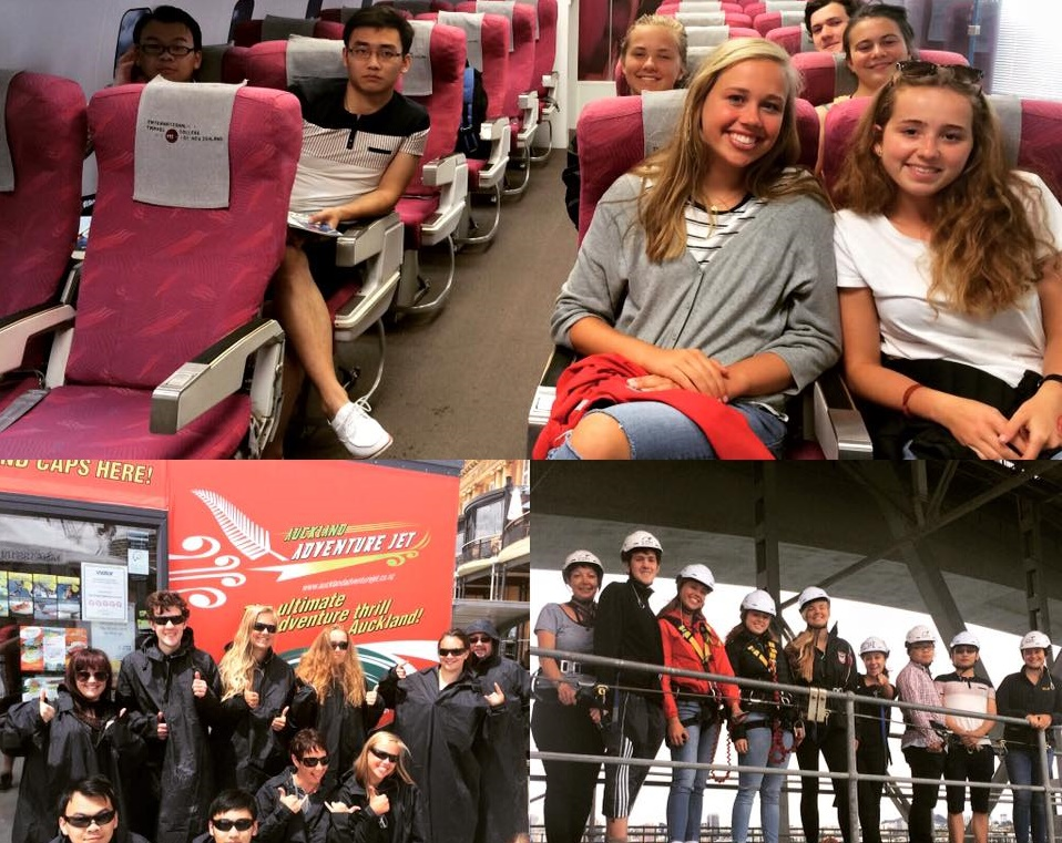 A group of secondary school students learn about NZ's exciting tourism industry thanks to an interactive ITC short course.