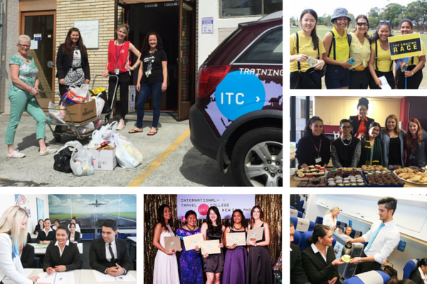 From the Amazing Race to Graduation and everything in between, it's been a great year at ITC.