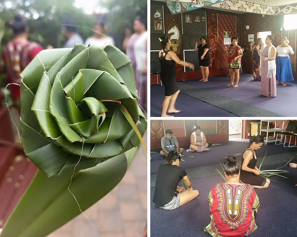 ITC students visit Te Tahawai Marae to learn about Maori culture
