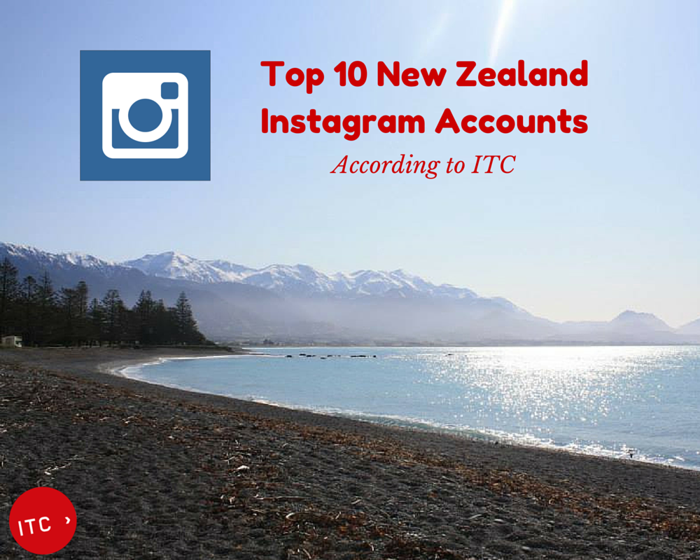 Discover more about NZ travel and tourism by following these gorgeous Kiwi Instagram accounts.