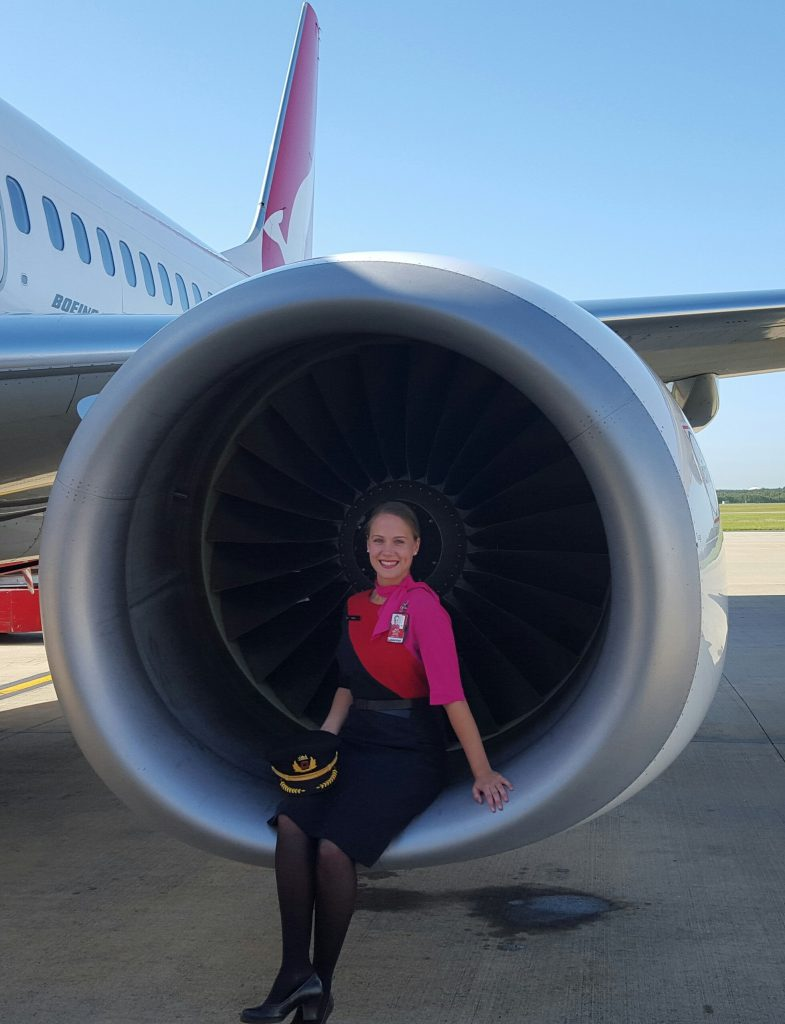 A former flight attendant, Melissa Switters is a new full-time tutor at ITC's South Auckland campus.