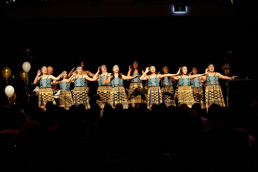 Edgewater College Kapa Haka Group