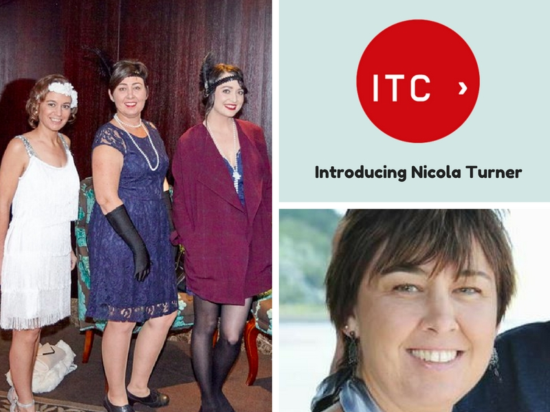Please give a warm welcome to Nicola Turner, the new course advisor at ITC's South Auckland Campus.
