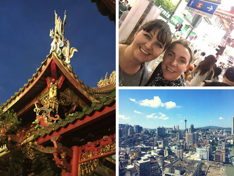 ITC International Marketing Manager, Lesley Brough, shares some highlights from her three-week business trip to Asia.