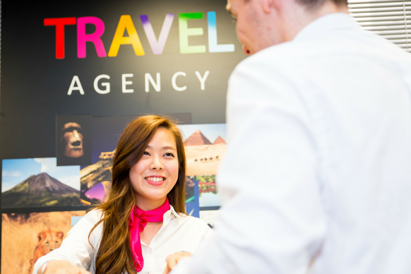 Get your foot in the door of the travel and tourism industry by making the most of work experience opportunities.